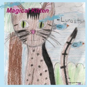 Magical Kitten Lunastar