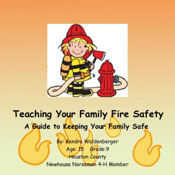 Teaching Your Family Fire Safety