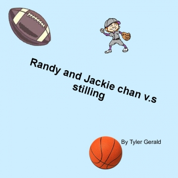 Randy and Jackie chan v.s eating habits