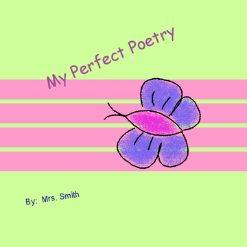 Mrs. Smith's poetry book class 3
