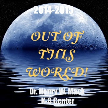 Out of this World! 2014-2015 Yearbook