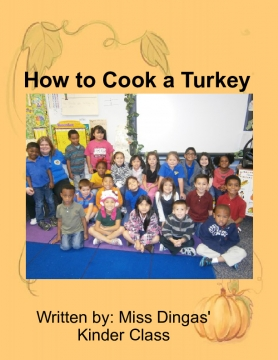 How to Cook a Turkey Book