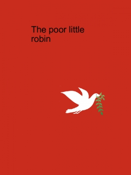 The poor little robin
