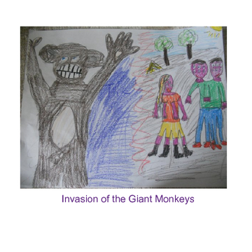 Invasion of the Giant Monkeys