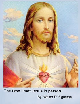 The time I met Jesus in person