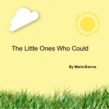 The Litlle Ones Who Tried