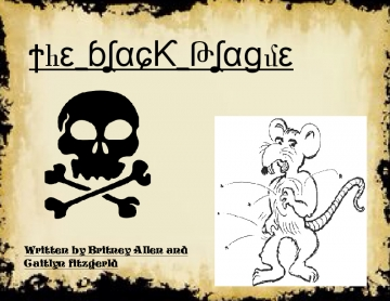 Black Plague Survival Booklet