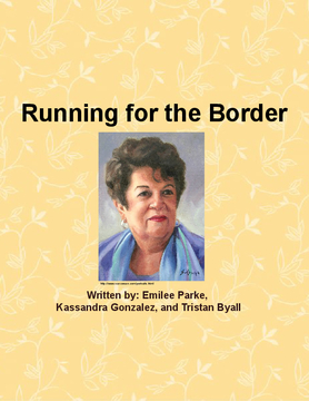 Running for the Border