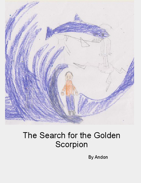the search of the golden scorpion