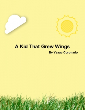 A Kid That Grew Wings