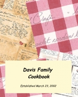 Davis Family Cookbook