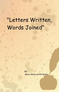 """Letters Written, Words Joined"""