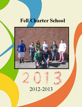 FCS 2013 Yearbook