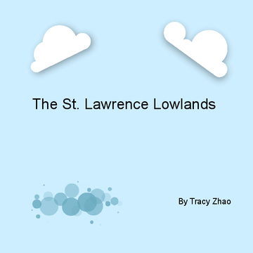 The St. Lawrence Lowlands