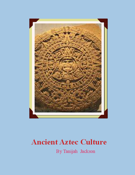 ancient Aztec culture.