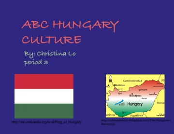 ABC Hungary Culture