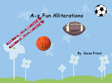 A-Z Fun alliterations
