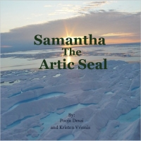 Samantha The Arctic Seal