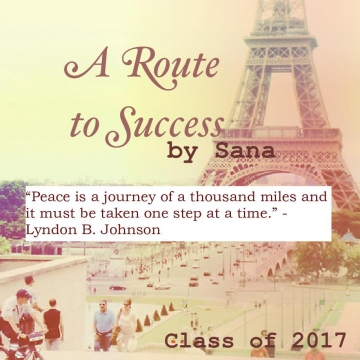 A Route to Success