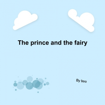 The prince and the fairy
