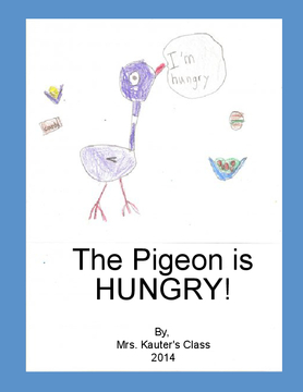 The Pigeon is Hungry!