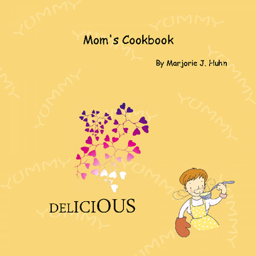 Mom's Cookbook