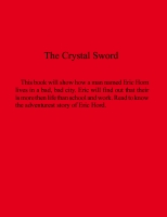 The Crystal Sword