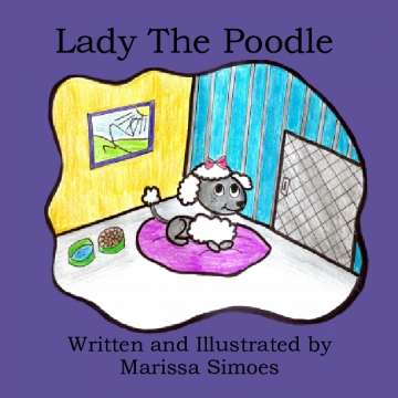 Lady the Poodle