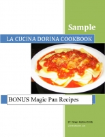 LA CUCINA DORINA COOKBOOK SAMPLE