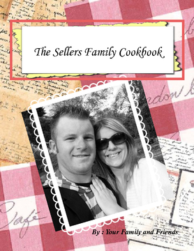 The Sellers Family Cookbook