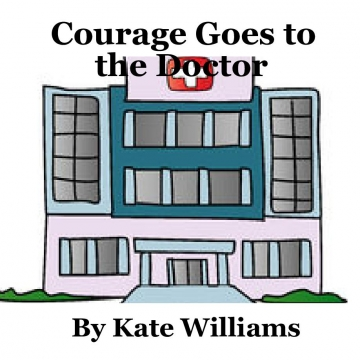 Courage Goes to the Doctor