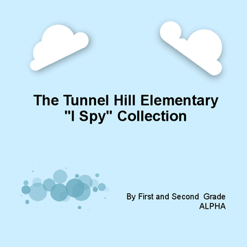 "The Tunnel Hill ""I Spy"" Collection"