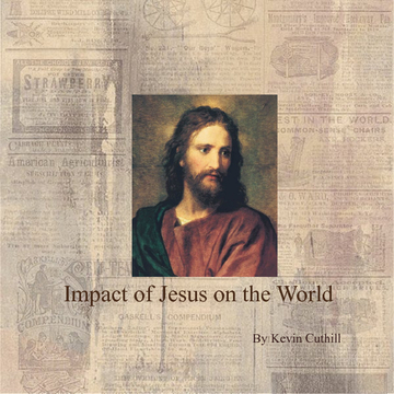 Jesus' impact on the world