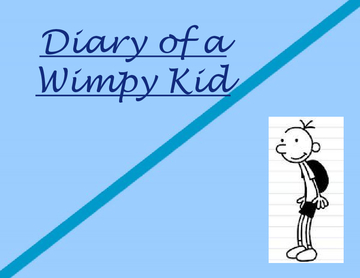 Diary of a Wimpy Kid (Later)