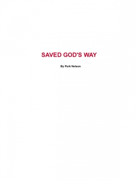Saved God's Way