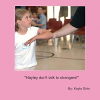 """Hayley don't talk to strangers!"""