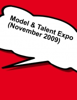 The Model and Talent Expo (November 2009)
