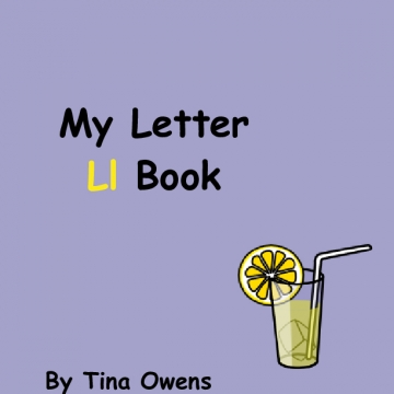 My Letter Ll Book