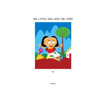 THE LITTLE GIRL WITH THE STORY