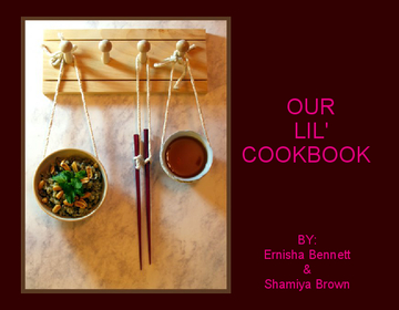 Our lil' cookbook
