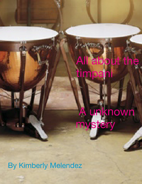 All about the timpani