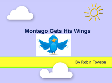 Montego Gets His Wings