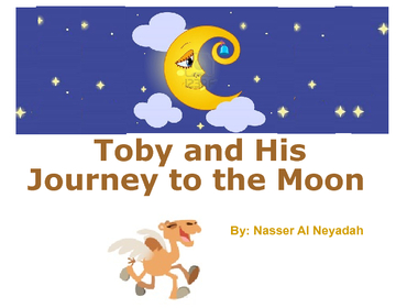 Toby and His Journey to the Moon