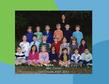 Mrs. Carini's First Grade