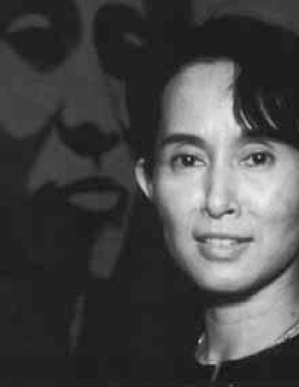 Aung San Suu Kyi - Mother Of Myanmar. | Book 582911 - Bookemon