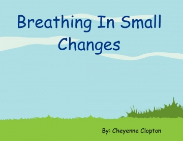 Breathing In Small Changes