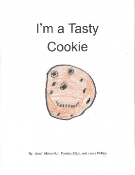 I'm a Tasty Cookie