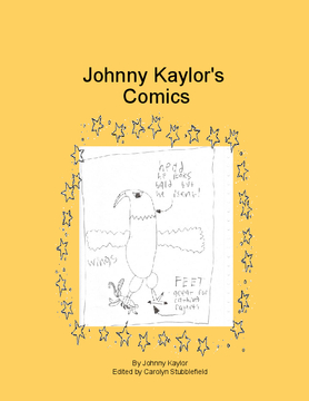 Johnny Kaylor's Comics