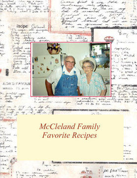McCleland Family Favorite Recipes