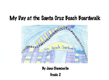 My day at the Santa Cruz Beach Boardwalk